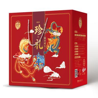 山味有礼 珍礼(山珍盛宴)十一种珍味 1608g 礼盒装