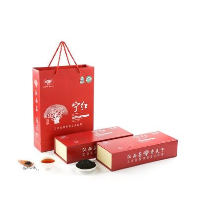 江西修水 霞森宁红茶 120g随手礼盒装