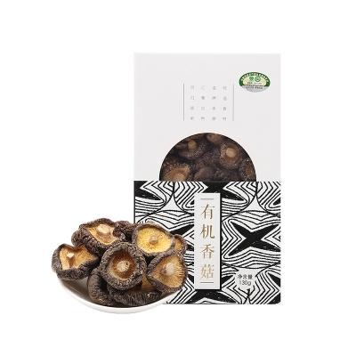 上海 姚朵朵 有机香菇 130g/盒