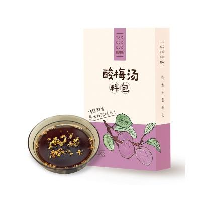 上海 姚朵朵 酸梅汤 100g/盒