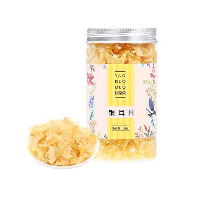上海 姚朵朵 银耳片 30g/罐