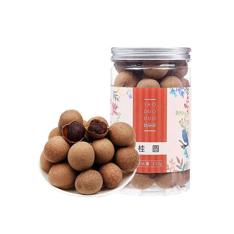 上海 姚朵朵 桂圆干 150g/罐