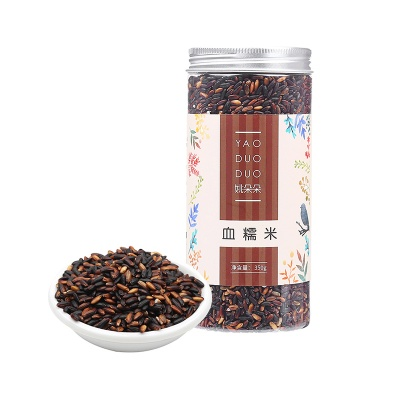 上海 姚朵朵 血糯米 350g/罐装